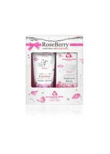 RoseBerry Ajándékcsomag Kézkrémmel és Parfümmel