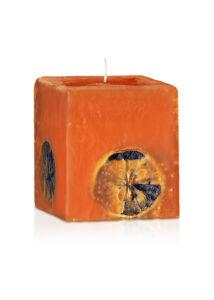 Aromaterápiás Gyertya - Narancs