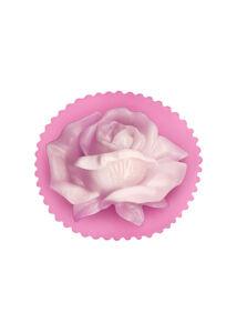 Rose Fantasy - Rose Blossom Pink-Fehér Dekoratív Glicerines Szappan