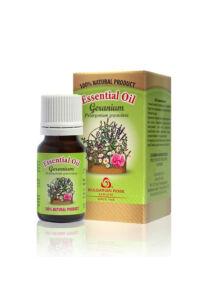 Muskátli illóolaj 10ml (Pelargonium gaveolens)