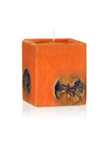 Narancs - Csokoládé Gyertya