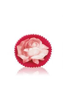 Rose Fantasy - Rose Blossom Piros-Fehér Dekoratív Glicerines Szappan