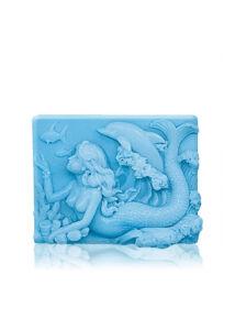 Rose Fantasy - Mermaid Dekoratív Glicerines Szappan