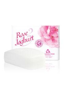 Rose Joghurt Krémszappan 100g