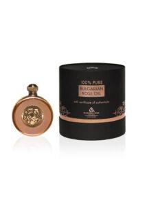 100% Rózsaolaj - Luxus Fekete Dobozban 7ml