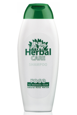 Herbal Care Rózsa Sampon (normál hajra) 240ml