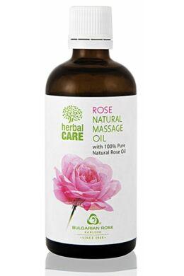 Nature Gift Masszázsolaj - Rózsa 100 ml