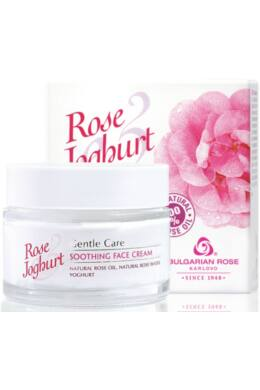 Rose Joghurt Nyugtató Arckrém 50ml