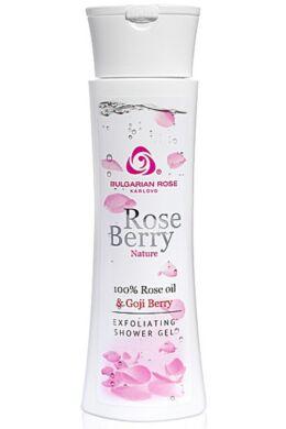RoseBerry Nature Hámlasztó Tusfürdő 200ml