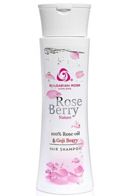 RoseBerry Nature Sampon 200ml