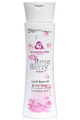 RoseBerry Nature Tusfürdő 200ml