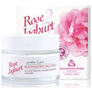 Bulgarian Rose Rose Joghurt Fiatalító arckrém 50ml