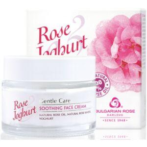 Bulgarian Rose Rose Joghurt Nyugtató Arckrém 50ml