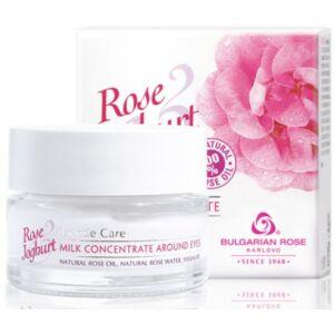 Bulgarian Rose Rose Joghurt Szemkörnyékápoló Tejkoncentrátum 15ml