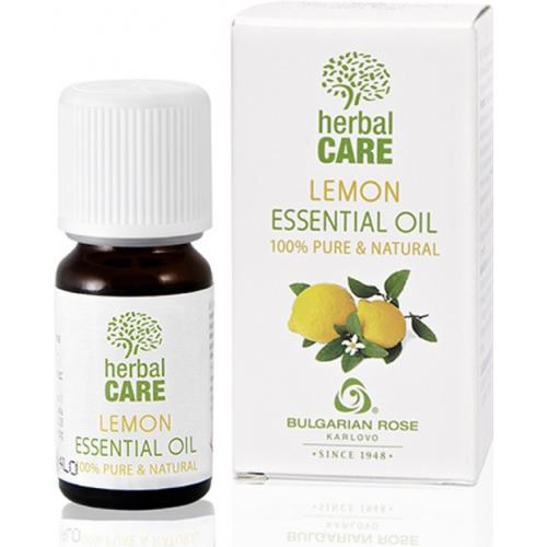 Bulgarian Rose Citrom illóolaj 10ml (Citrus limon L.)