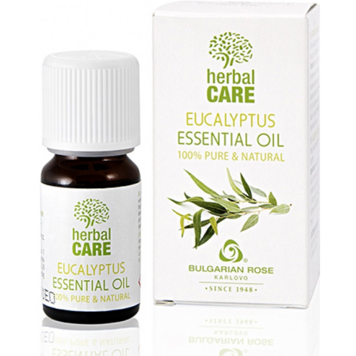 Bulgarian Rose Eukaliptusz illóolaj 10ml (Eucalyptus globules)