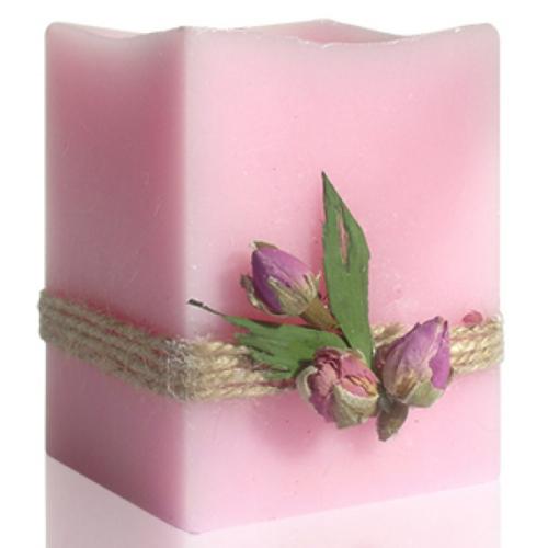 Bulgarian Rose Rózsaszirom illatú gyertya
