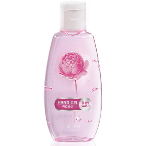 Bulgarian Rose Rózsa Kézfertőtlenítő (száraz kéztisztó) 85 ml
