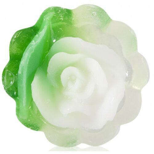 Bulgarian Rose Rose Fantasy - Kis Kosárka - Fehér