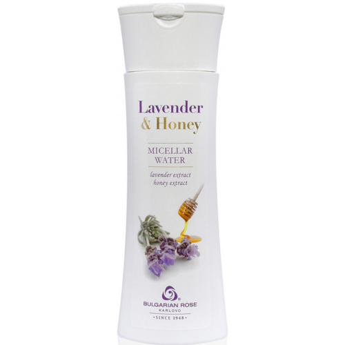 Bulgarian Rose Lavender & Honey Micellás víz 150ml