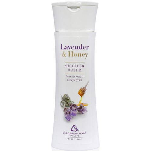 Bulgarian Rose Lavender & Honey Micellás víz 150ml