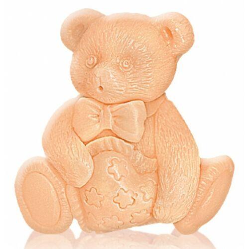 Bulgarian Rose Rose Fantasy - Pooh Bear Dekoratív Glicerines Szappan
