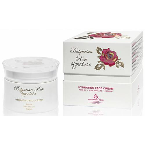 Bulgarian Rose Signature Hidratáló arckrém 50ml