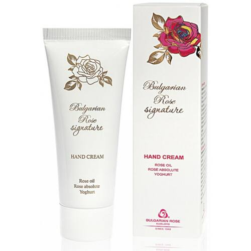 Bulgarian Rose Signature Kézkrém 75ml
