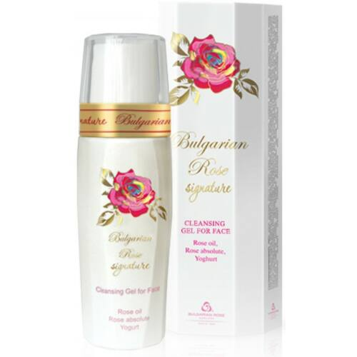 Bulgarian Rose Signature Arctisztító gél 90ml