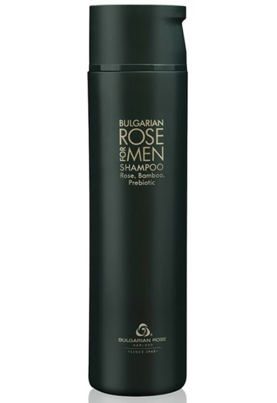 Bulgarian Rose For Men - Sampon 250ml