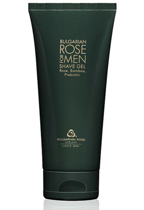 Bulgarian Rose For Men - Borotválkozó Gél 200ml