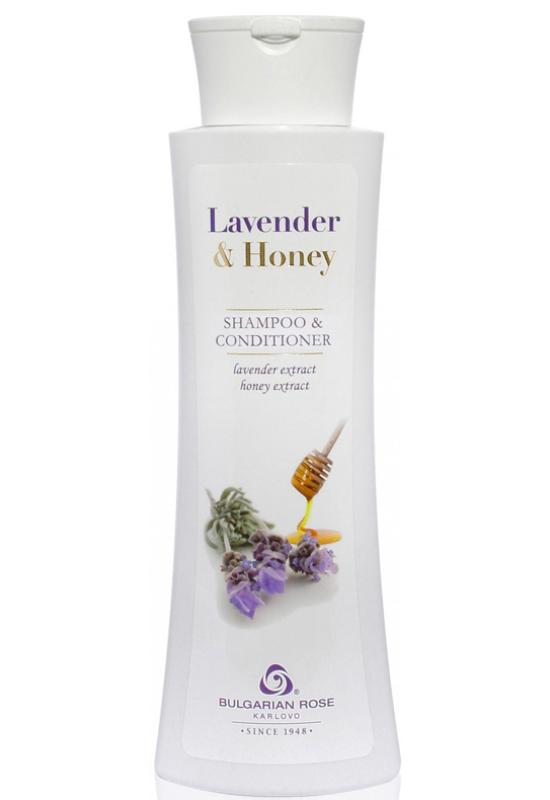 Bulgarian Rose Lavender & Honey Sampon és Kondicionáló 400ml