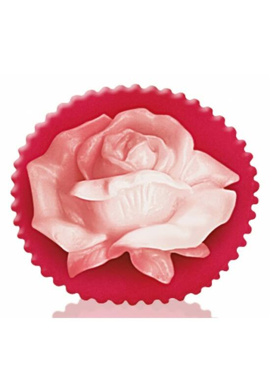 Rose Fantasy - Rose blossom piros/fehér