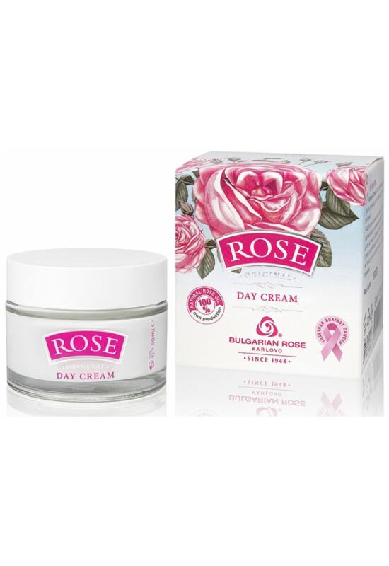 Bulgarian Rose Rose Original Nappali Krém 50ml