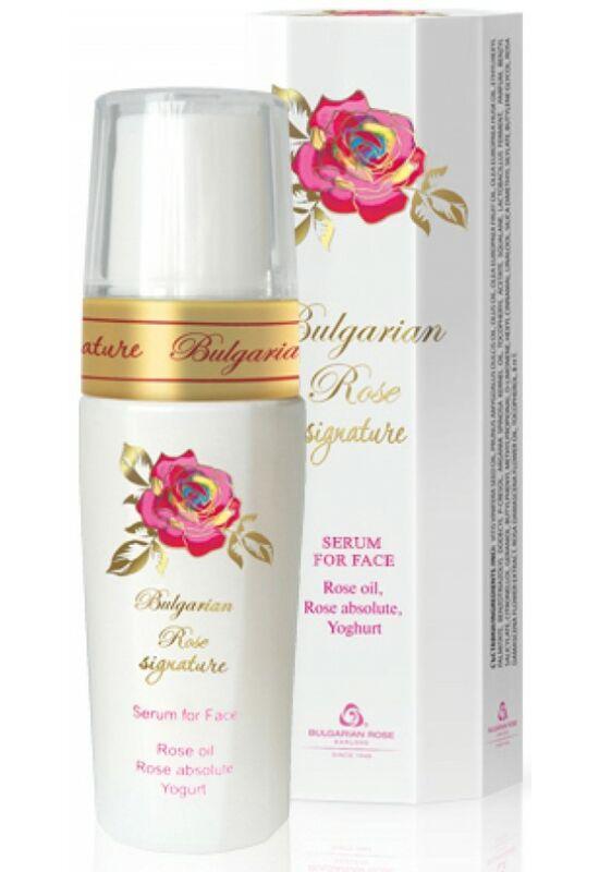 Bulgarian Rose Signature Arcszérum 35ml