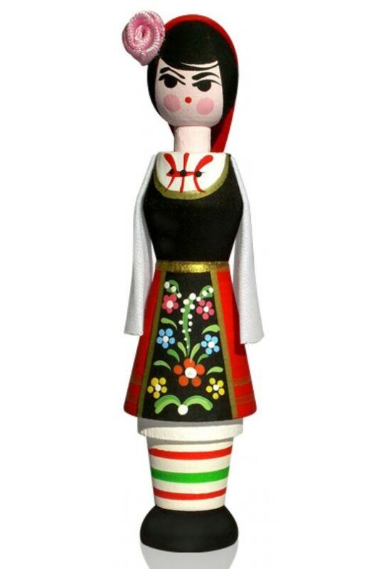 Bulgarian Rose Baba Rózsa Parfümesszencia - Lány 2ml