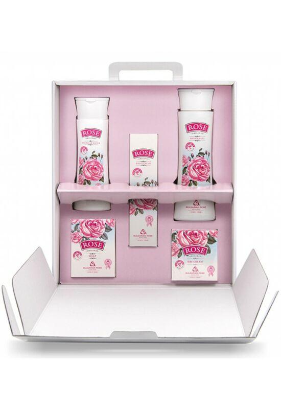 Bulgarian Rose 5 darabos Rose ajándékcsomag