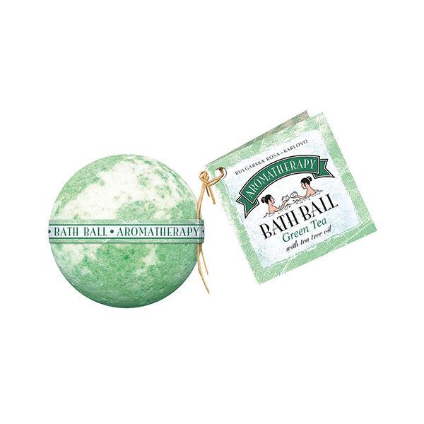 Fürdőgolyó - Zöld tea 130g