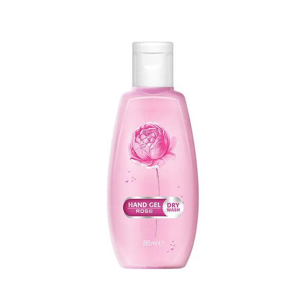 Rózsa kézfertőtlenítő gél (száraz kéztisztítás) 85 ml