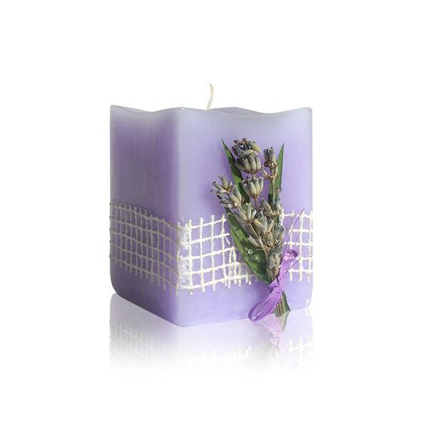 Aromaterápiás Gyertya - Levendula