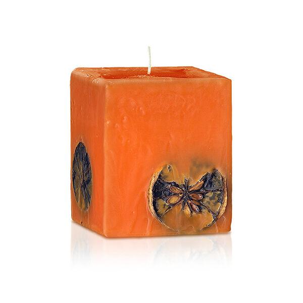 Illatgyertya - Narancs - csokoládé