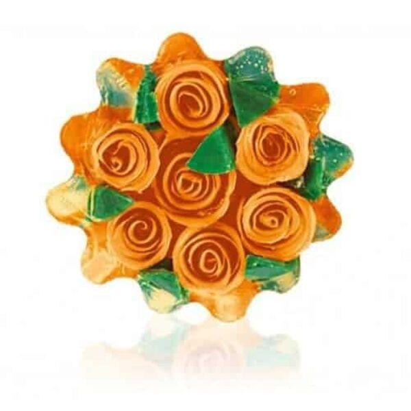 Rose Fantasy - Kosár- Narancs