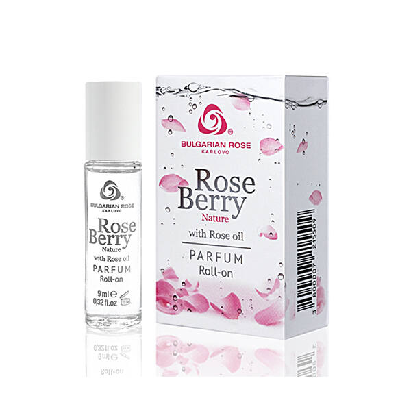 RoseBerry Nature Parfüm roll-on 9ml