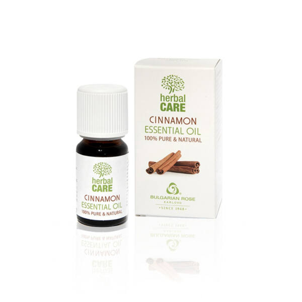 Aromaterápiás Fahéj illóolaj 10ml (Cinnamomum zeylanicum)
