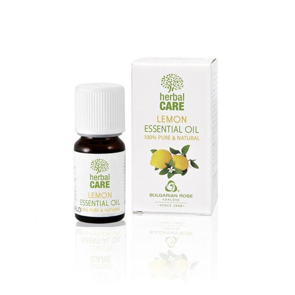 Citrom illóolaj 10ml (Citrus limon L.)