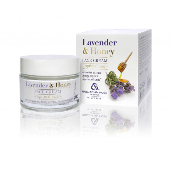 Lavender & Honey Arckrém 50ml