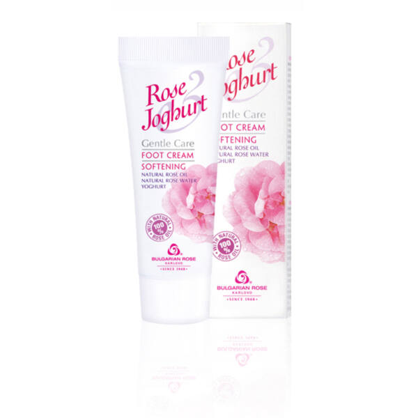 Lábpuhító Krém - Rose Joghurt - 75ml