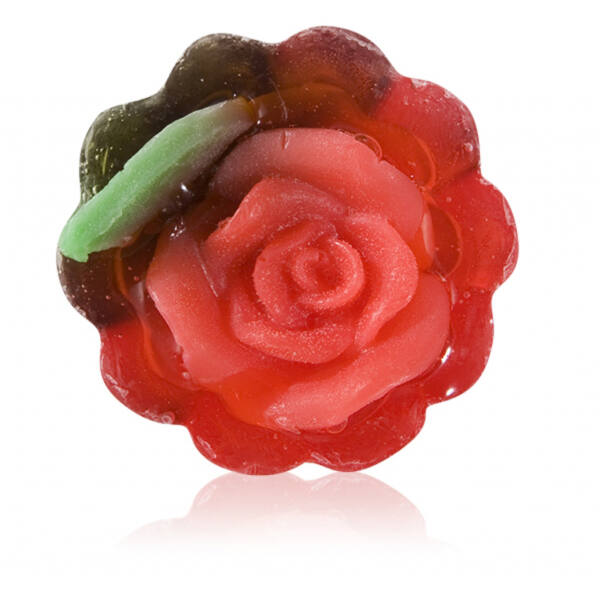 Rose Fantasy - Kis kosárka - Piros